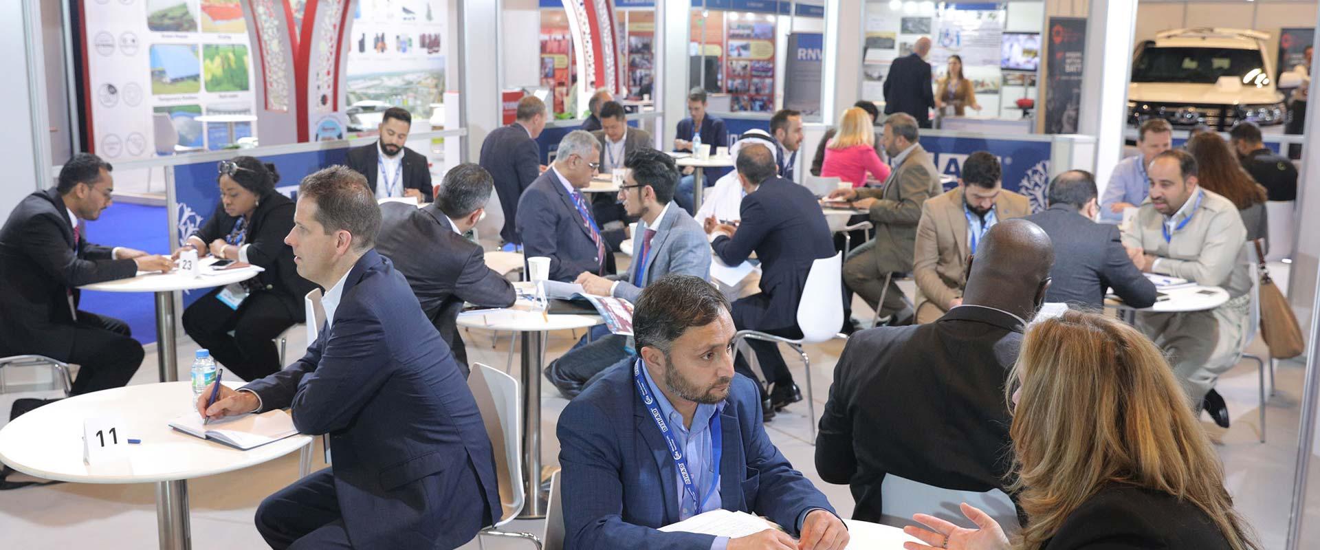 Dubai International Humanitarian Aid & Development Conference & Exhibition – DIHAD